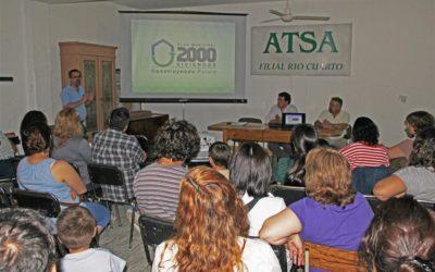 Viviendas: Charla informativa en ATSA